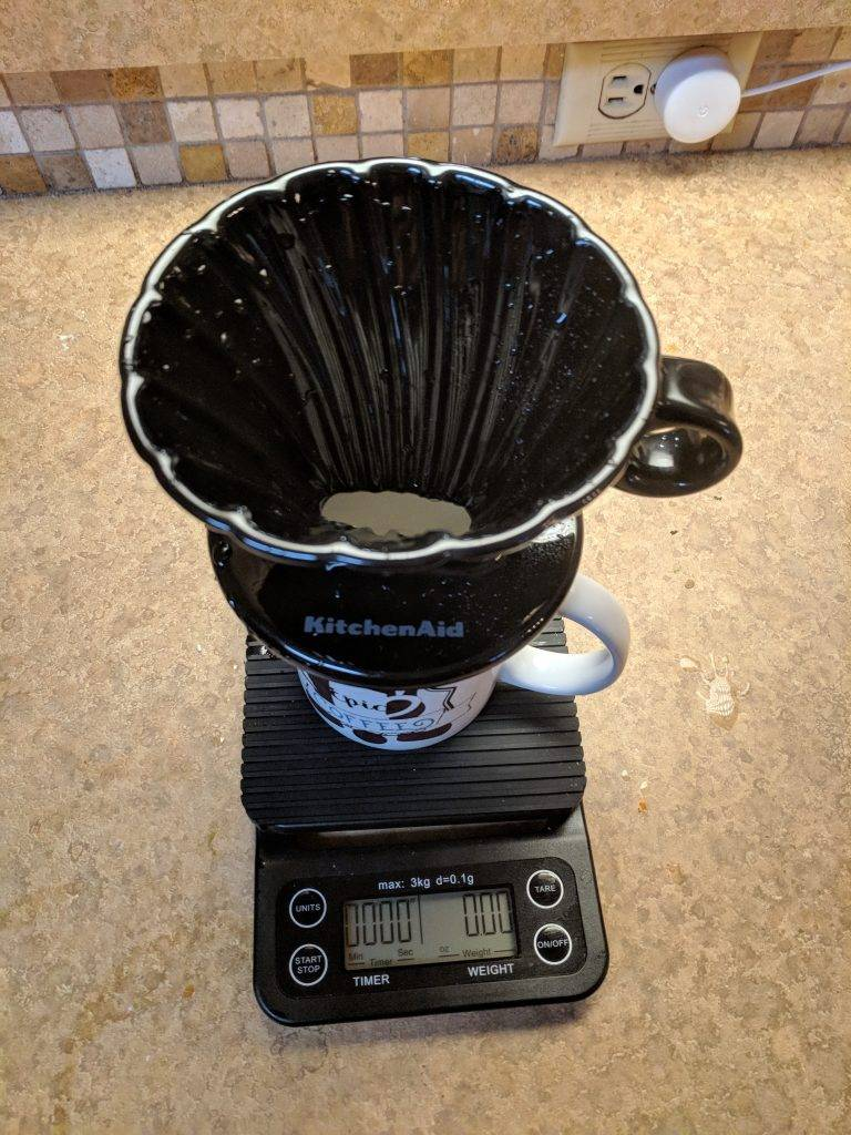 IMG 20180122 120713 768x1024 - Product Review: Kitchenaid Two Cup Pour Over Cone